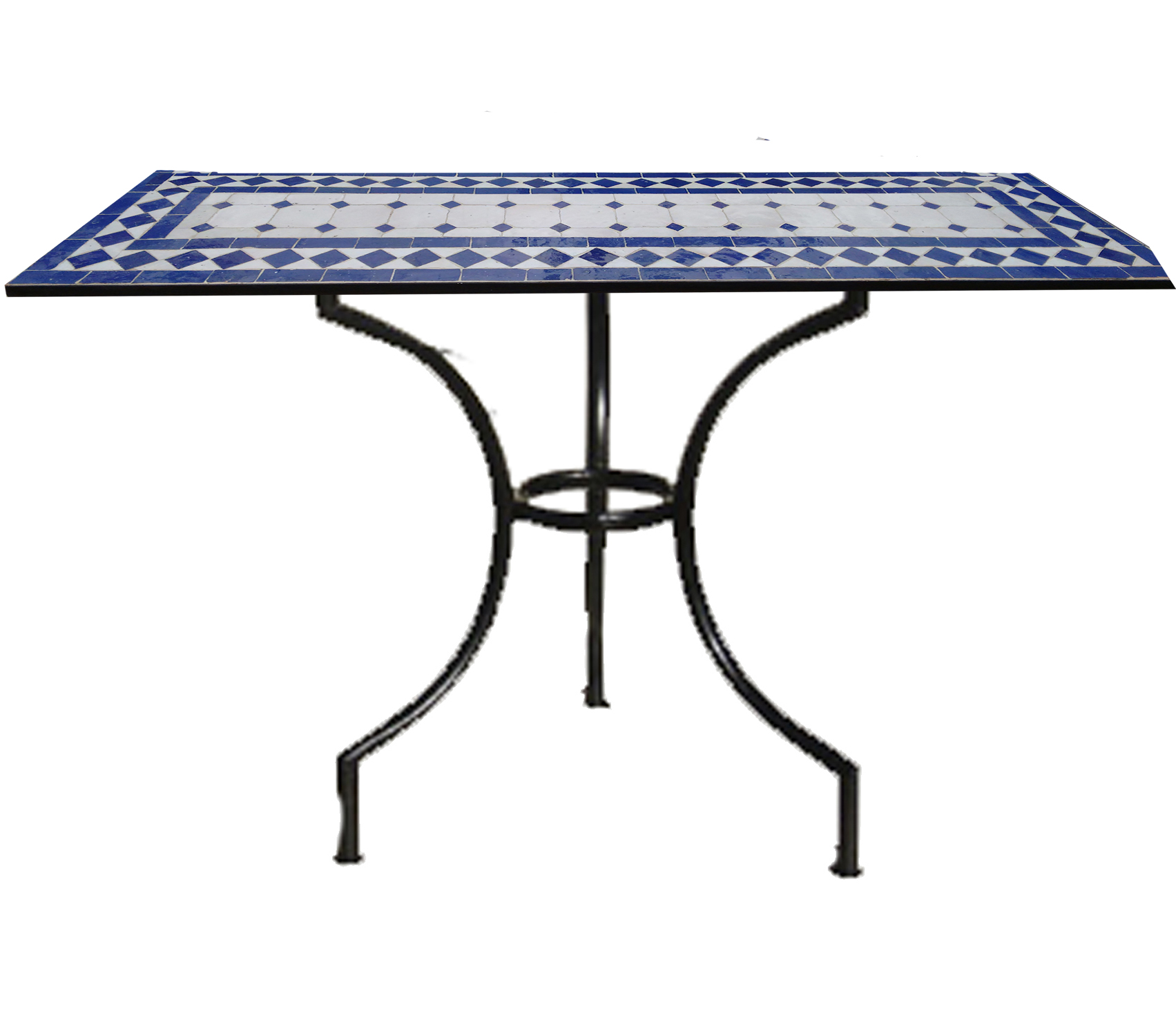 Console Mosaic Squared · Mosaic Console Table