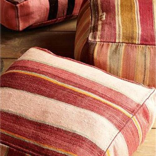 Floor Cushion – Sabra Silk | La Casa Bella